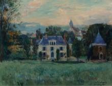Дом Полин, 1899 - Лебург, Альберт