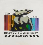 Тяжелое вооружение II - Бэнкси