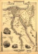Карта Египта[1851]