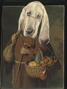 Собака-монах - Грос, Георг