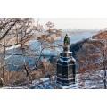 Памятник князю Владимиру - Сток