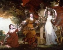 Три поклонницы Гименея -  Рейнолдс, Джошуа