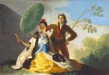 Зонтик, 1779 - Гойя, Франсиско Хосе де