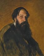 Портрет Алексея Саврасова - Перов, Василий Григорьевич