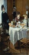 Завтрак - Моне, Клод