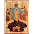 Воскресение Христово (1502-1503) (212 х 105 см) - Дионисий