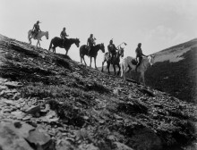 Коренные американцы на лошадях - Гендро, Филипп
