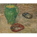 Натюрморт с зеленым кувшином - Вальта, Луи
