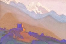 Тибет. Гималаи 2 - Рерих, Николай Константинович