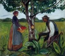 Плодородие - Мунк, Эдвард