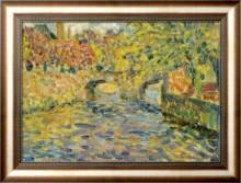 Мост, Кемпер, 1923 - Сиданэ, Анри Эжен Огюстен Ле
