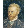 Автопортрет 6 (Self Portrait 6), 1887 - Гог, Винсент ван