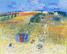 Пшеничное поле - Дюфи, Рауль