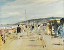 Довиль, 1929 - Адрион, Люсьен
