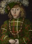 Портрет Иоганна Фридриха Великодушного - Кранах, Лукас Старший