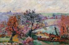 Вид в Кразане, 1900 - Гийомен, Арманд