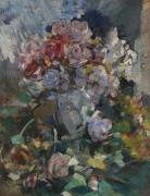 Натюрморт с цветами, 1922 - Коровин, Константин Алексеевич