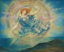 Вечерняя Звезда, парящая над морем - Морган, Эвелин де