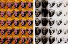 Мэрилин диптих (Marilyn Diptych), 1962 - Уорхол, Энди