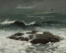 Летний шторм - Хомер, Уинслоу