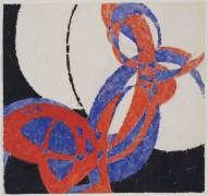 Фуга в двух цветах 1912 - Купка, Франтишек
