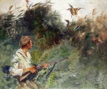 Охотник на диких уток - Лильефорс, Бруно