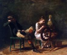 Ухаживание - Икинс, Томас