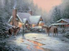 Рождественское приветствие - Кинкейд, Томас