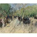 Весна в лесу (Spring at the Forest), 1929 - Монтезен, Пьер-Эжен