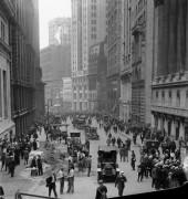 Уолл-стрит во время кризиса