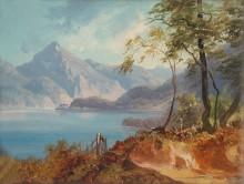 Пейзаж с видом на Траункирхен
