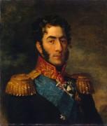 Портрет генерала Петра Ивановича Багратиона - Доу, Джордж