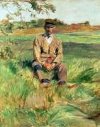 Фермер  из поместья Селейран - Тулуз-Лотрек, Анри де