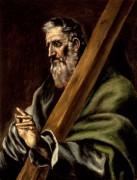 Апостол Андрей - Греко, Эль