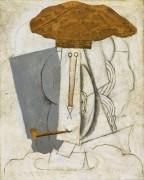 Студент с трубкой - Пикассо, Пабло