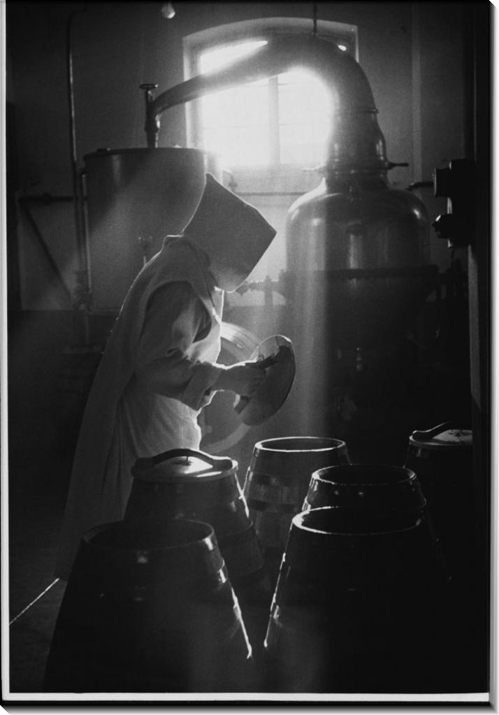 Ликеро-водочный завод в Гранд-Шартрез, Франция - Харди, Берди