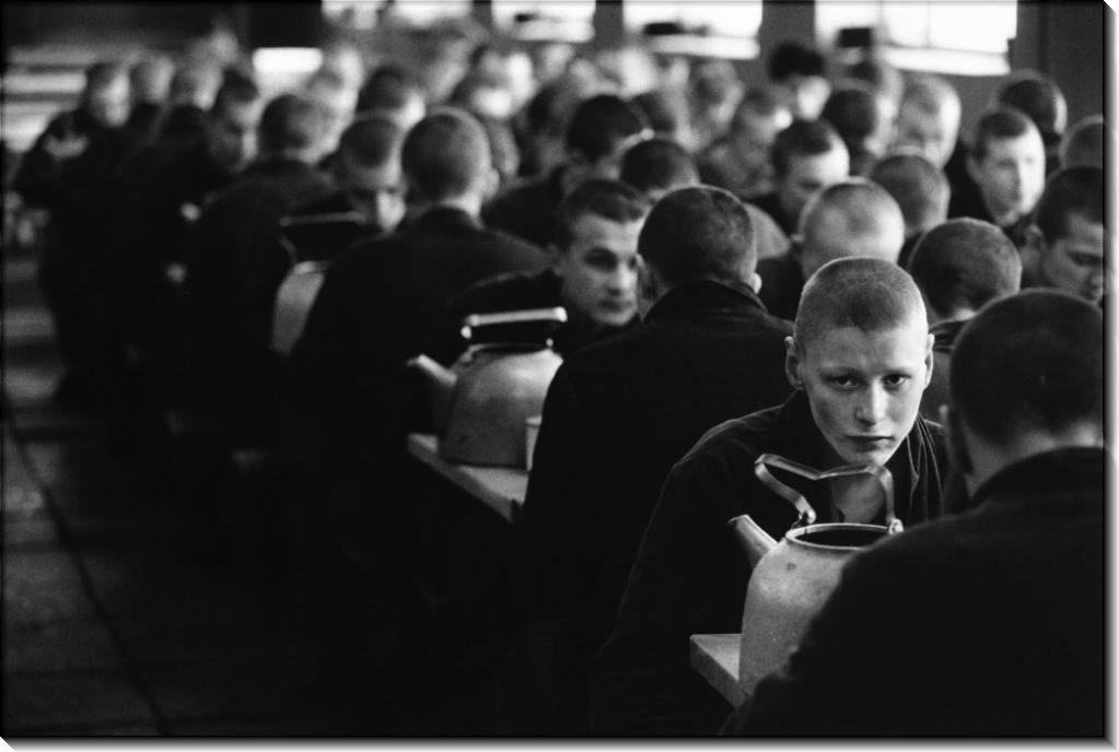 Ланч в лагере для мальчиков - Шербел, Шепард