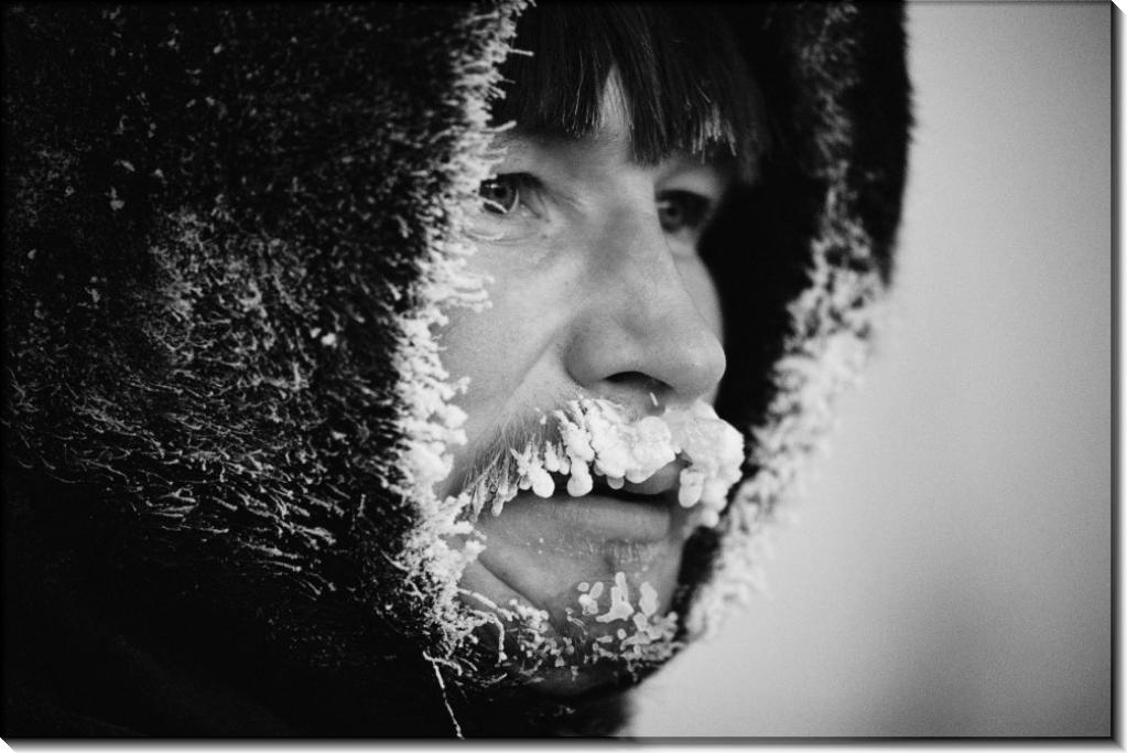 Человек с обмёрзлыми усами - Шербел, Шепард