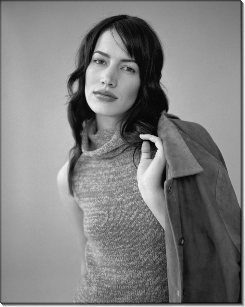 Женский портрет - Буззерио, Джонни
