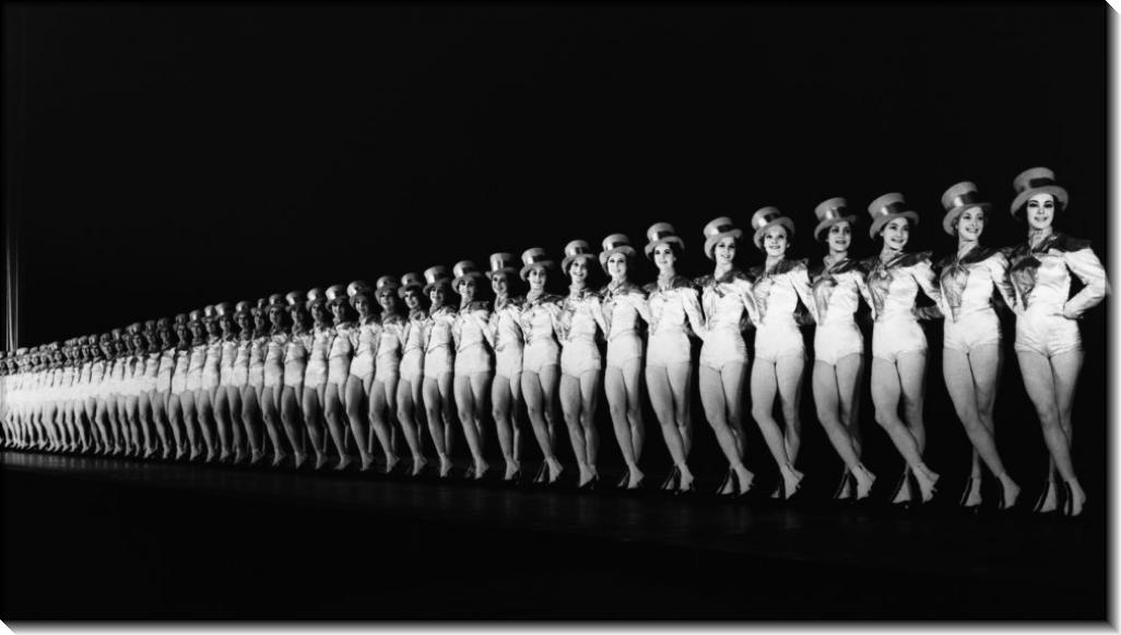 "Хор ""Rockettes""(Рокетс)"