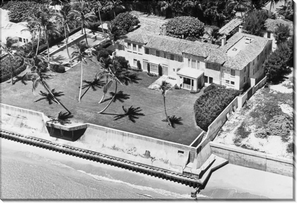 Вид недвижимости Джозефа Кеннеди