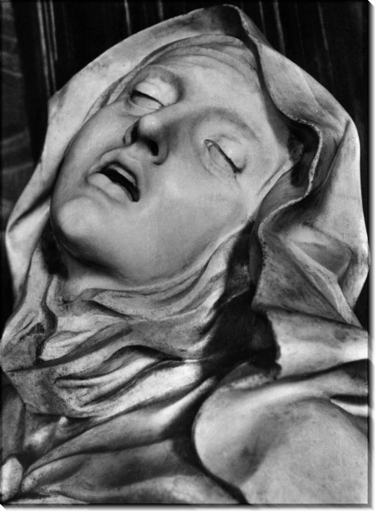 """Деталь """"Экстаз святой Терезы"""" Джан Лоренцо Бернини"""