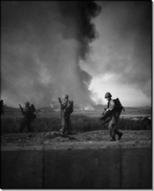 Перемещение войск США после вторжения в Инчхоне - Харди, Берд