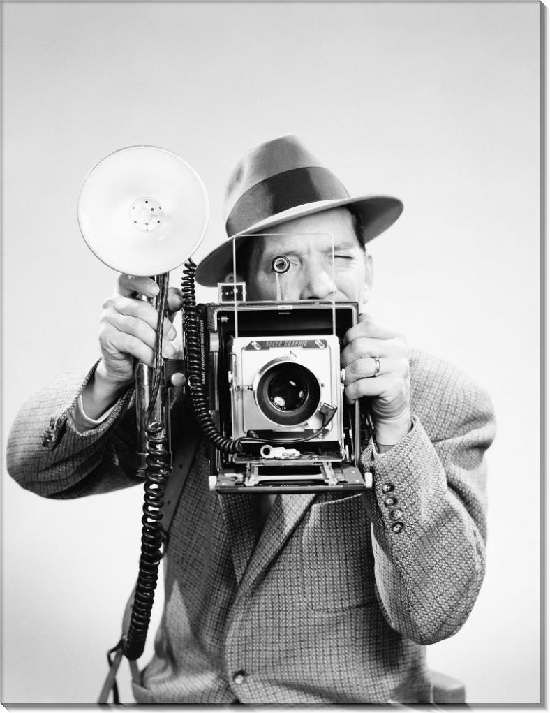 Портрет фотографа - Робертс, Армстронг