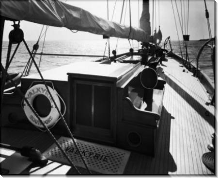 Яхта Валькирия