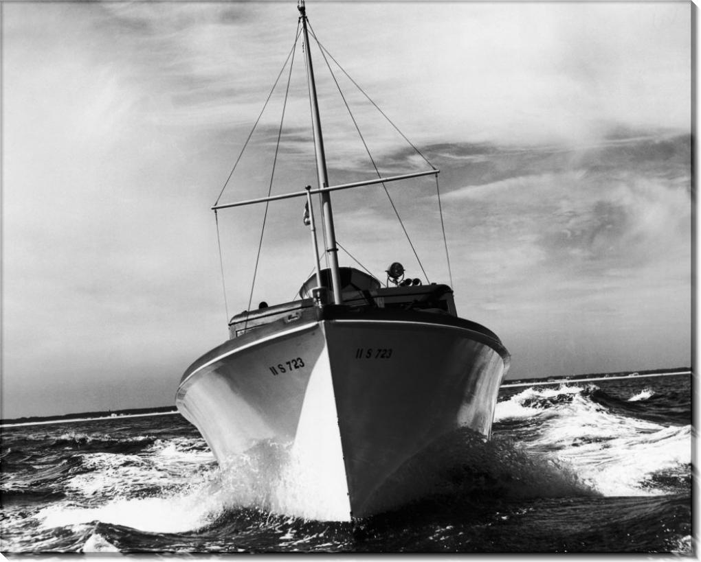 Мощность яхты