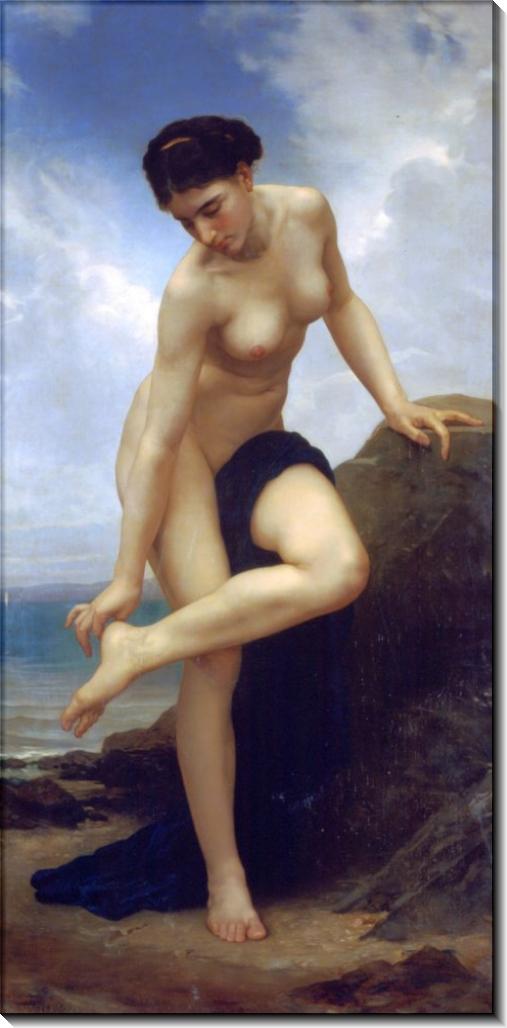 После купания - Бугро, Адольф Вильям