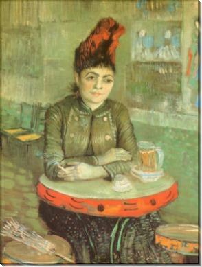 Агостина Сегатори в кафе Тамбурин - Гог, Винсент ван