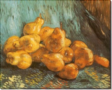 Натюрморт с грушами - Гог, Винсент ван