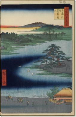 ch 253 - Хиросиге, Андро (Утагава)
